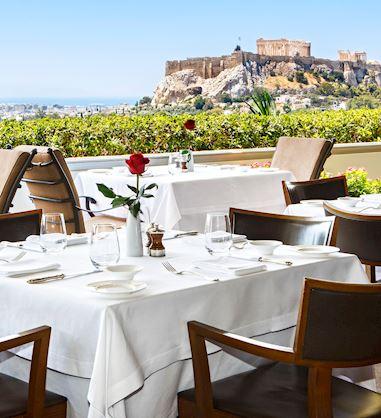 GB Roof Garden Views Of Acropolis