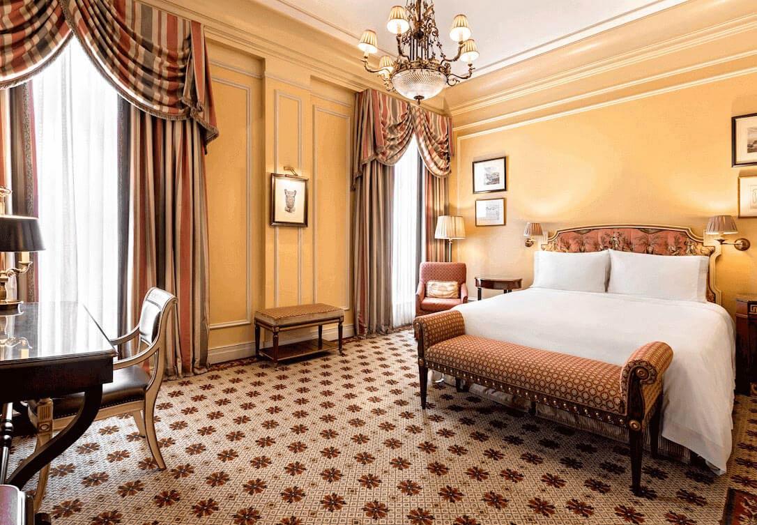 Deluxe Δωμάτια
